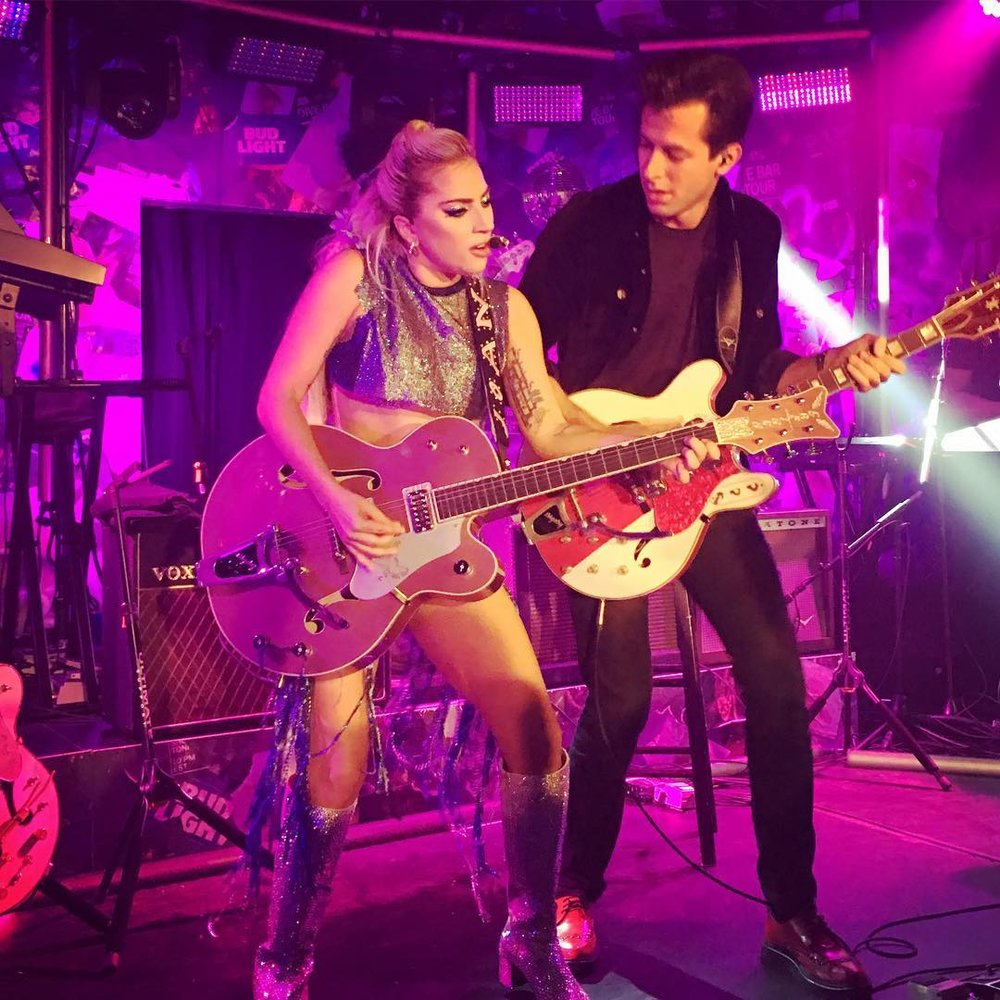 Lady Gaga Bra Dive Bar Tour LA Boots Performance.jpg