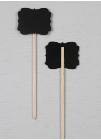 Decorative Chalkboard Picks