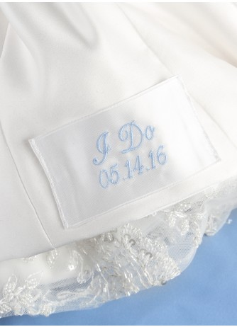 Personalizable Dress Label