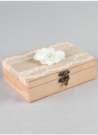 Decorative Ring Box