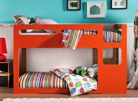 """Loft Beds for Kids - From Kids bunk beds, to giant """"lofted space"""" this new page shows how we design, build, and create fun space you and the young'uns will LOVE!"""