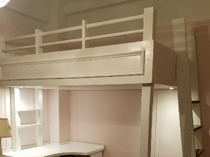 "Loft Beds for Kids - From Kids bunk beds, to giant ""lofted space"" this new page shows how we design, build, and create fun space you and the young'uns will LOVE!"