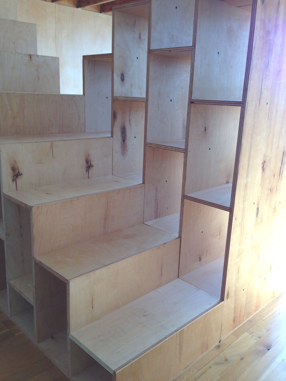 Cubby Staircase with BlueLight.jpg