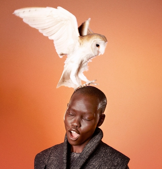 Photography by Ryan McGinley for EDUN