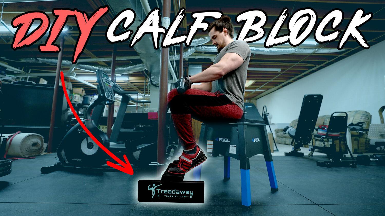 Calf Raise Step Block Strength /& Muscle Training Fitness Gym