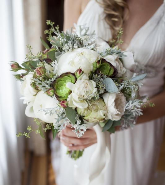 bouquet. Kunde Family Estate Wedding Photography in Kenwood. © 2014 Bowerbird Photography.jpeg