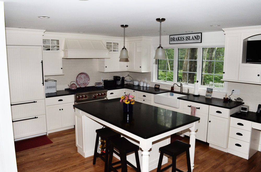 Pam Shangraw - Kennebunk Kitchens http://www.kennebunkkitchens.com/