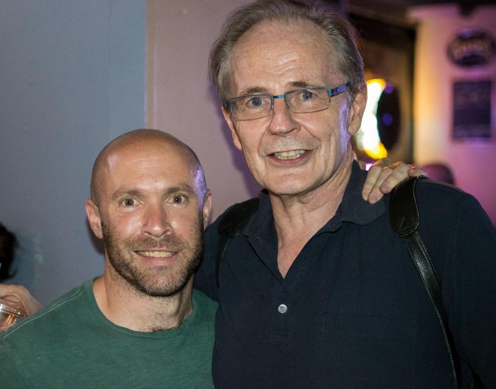 Aaron Weiner and Martin LaPlatney