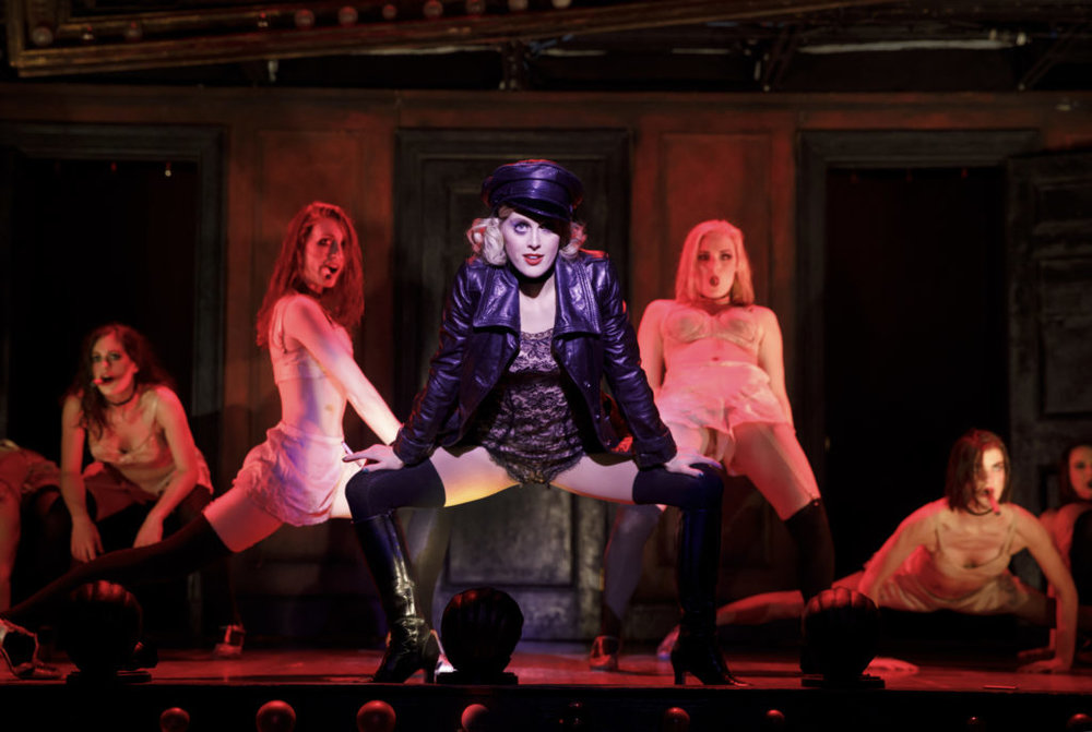 Bailey just returned to NYC after playing Sally Bowles in the 2017-18 National Tour of Cabaret. Click here to check out press/reviews from this incredible production, directed by BT McNicholl.