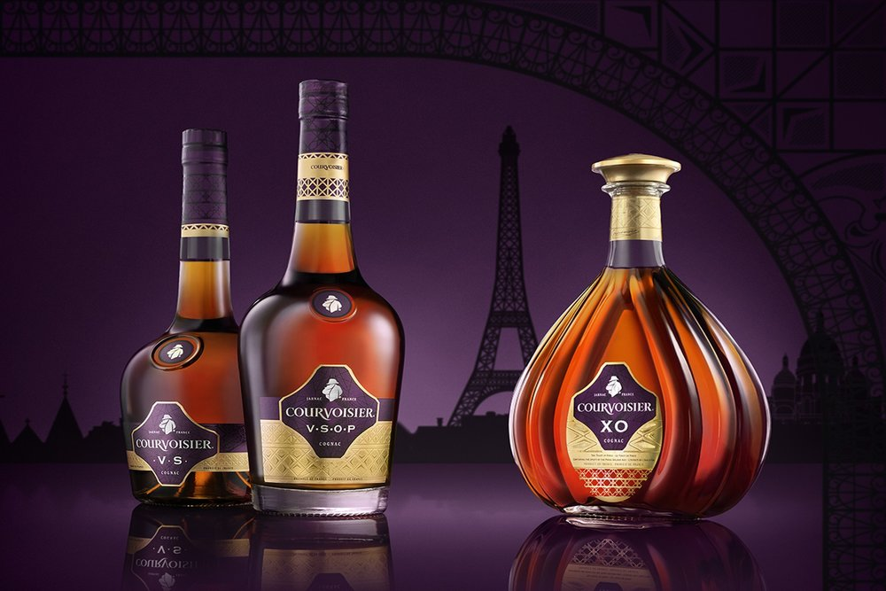 Courvoisier VS, VSOP and XO.jpg