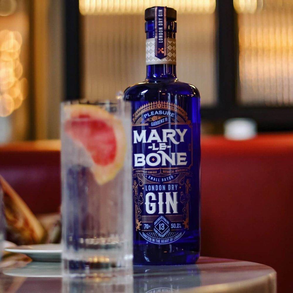 33e20bc4 Marylebone Gin presents Errol Linton