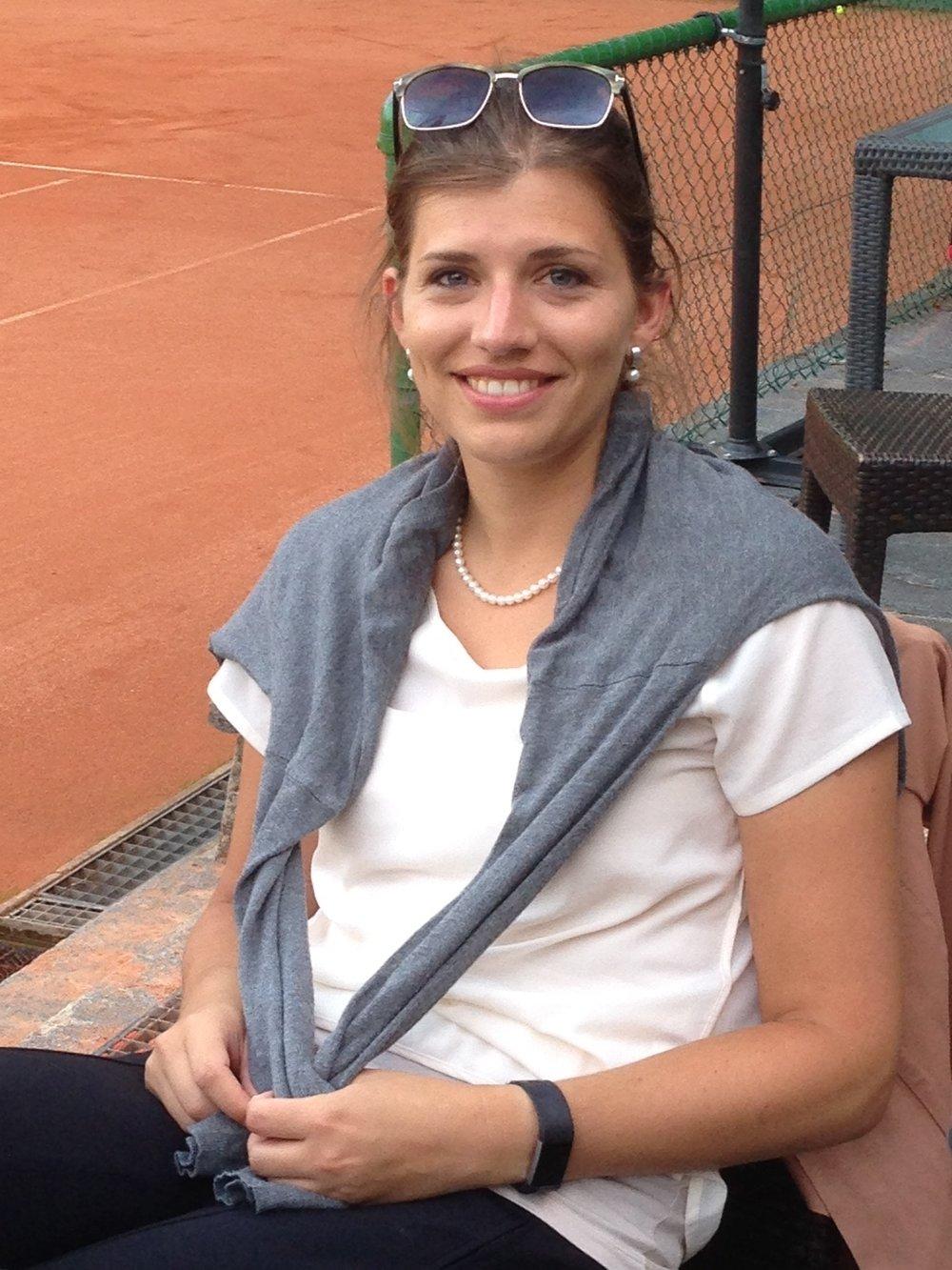 BLTC-Clubmeisterin 2017 Tamara Murer.