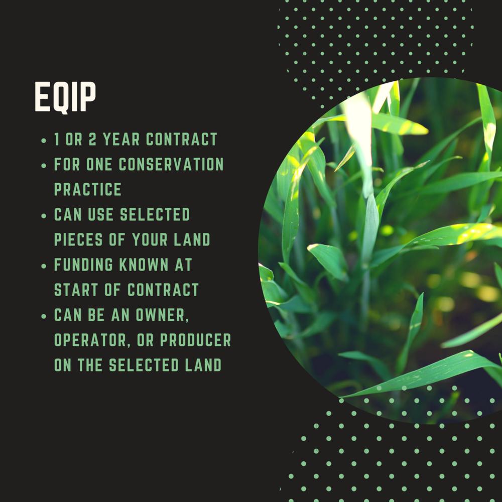 EQIP Program Overview