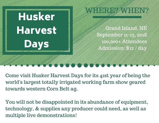 Credit:  Husker Harvest Days
