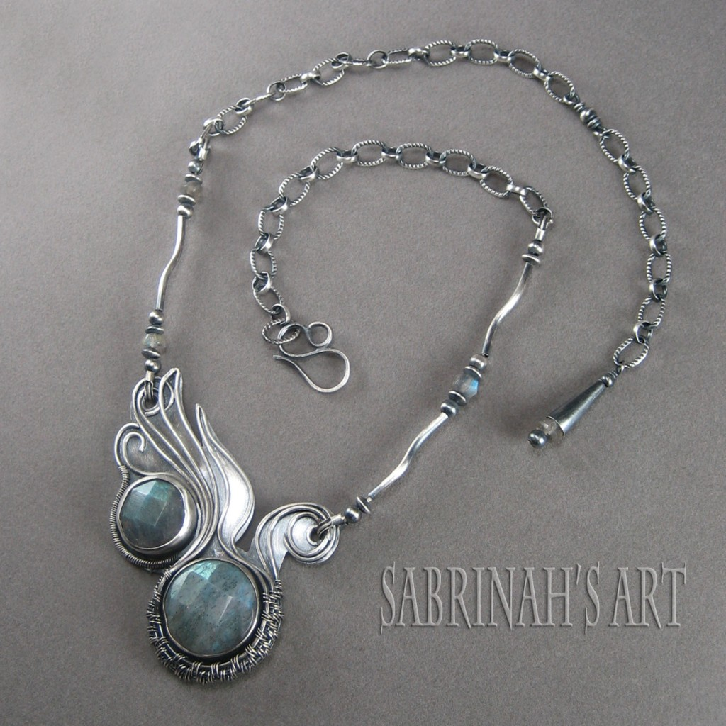 Laboradorite Necklace