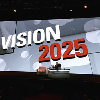What are your predictions for 2025? ... ... #cloud #tech #IT #identity #security #keynote #oow16 @oracleopenworld @oracle