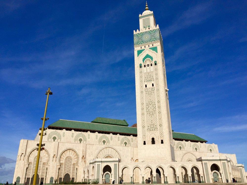 Casablanca + Marrakesh, Morocco