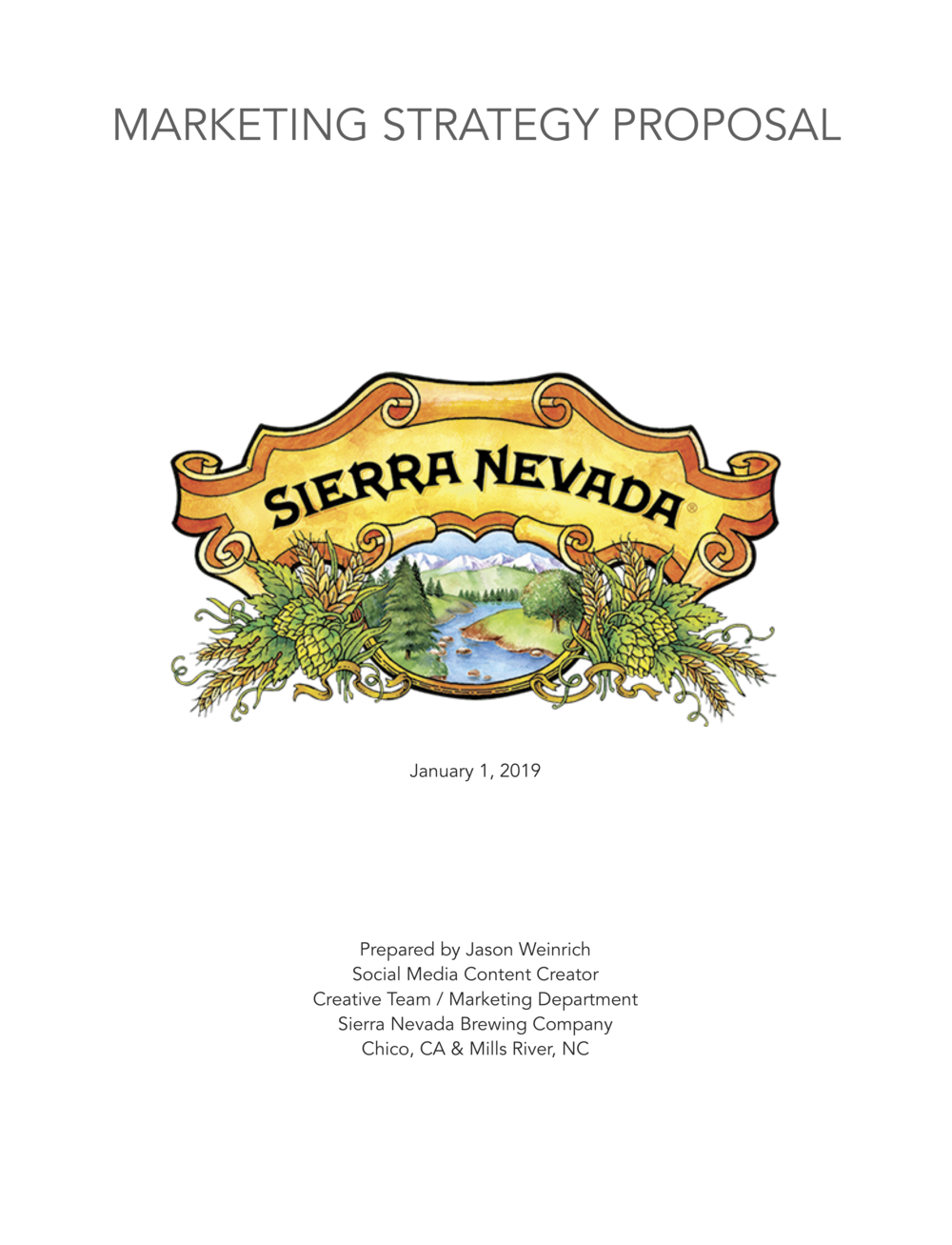 Marketing Proposal for Sierra Nevada Brewing Company.png
