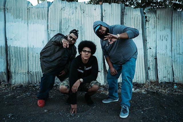 Our squad legit 💯@freshprinceofthe253 @thatnigguhtaz @davecerdafyed #cypher #coming #soon #hiphop #rap #music #northwest #seattle #moseywho #rapper
