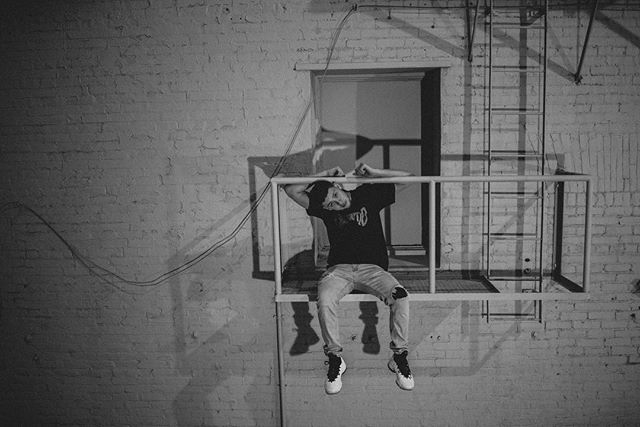 @alexis_espinoza31 in the build'n! #copacetic #gat #tazallen #hiphop #rap #northwest