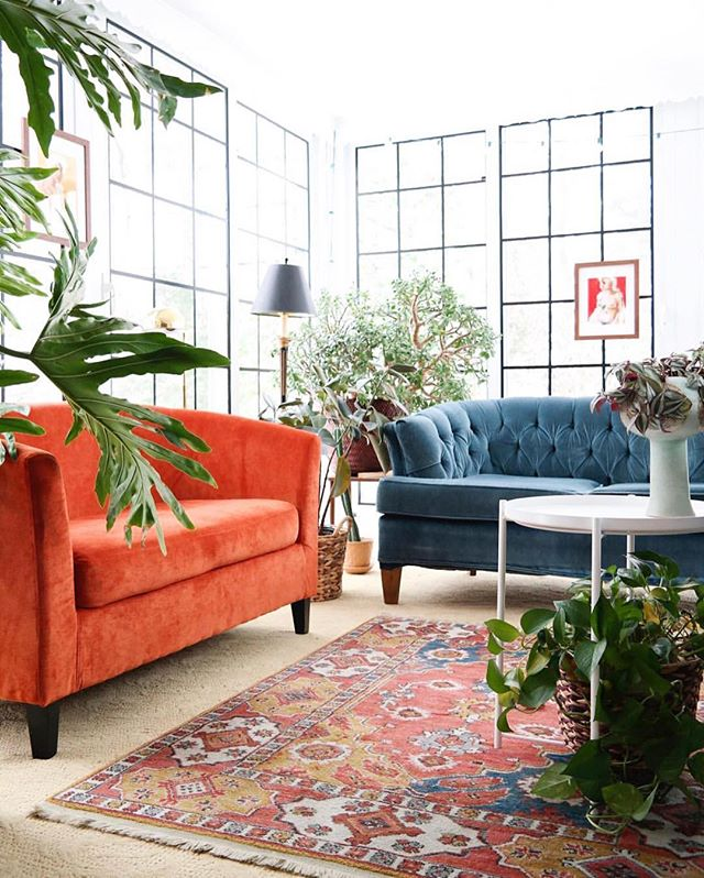 We're collaborating with @susiebrown on a cool little project! Check out our page a couple posts back to enter to win a free design consultation (including the perfect plant 🌿 for your space)! #lpchome #design #giveaway