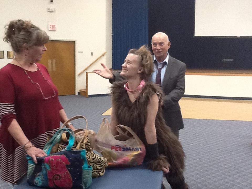 Kate, Sylvia & Greg