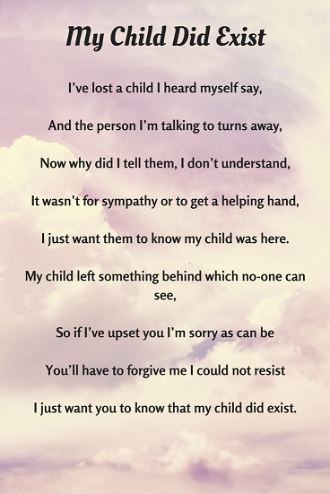 My Child Did Exist Poem.png