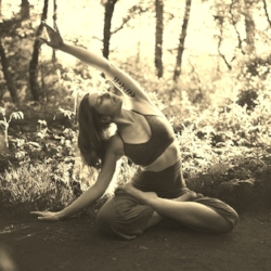 Enjoy fresh air, live music, and a yoga practice guided by Sandra Sadhana.