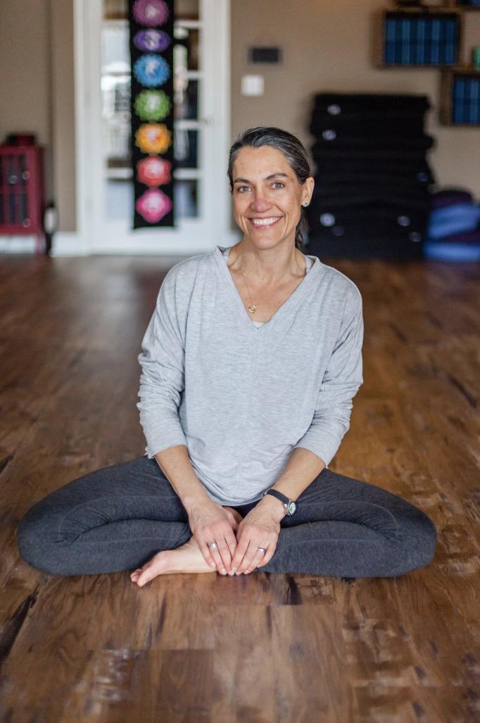 Jessica Webb teaches MBSR, yoga and mindfulness