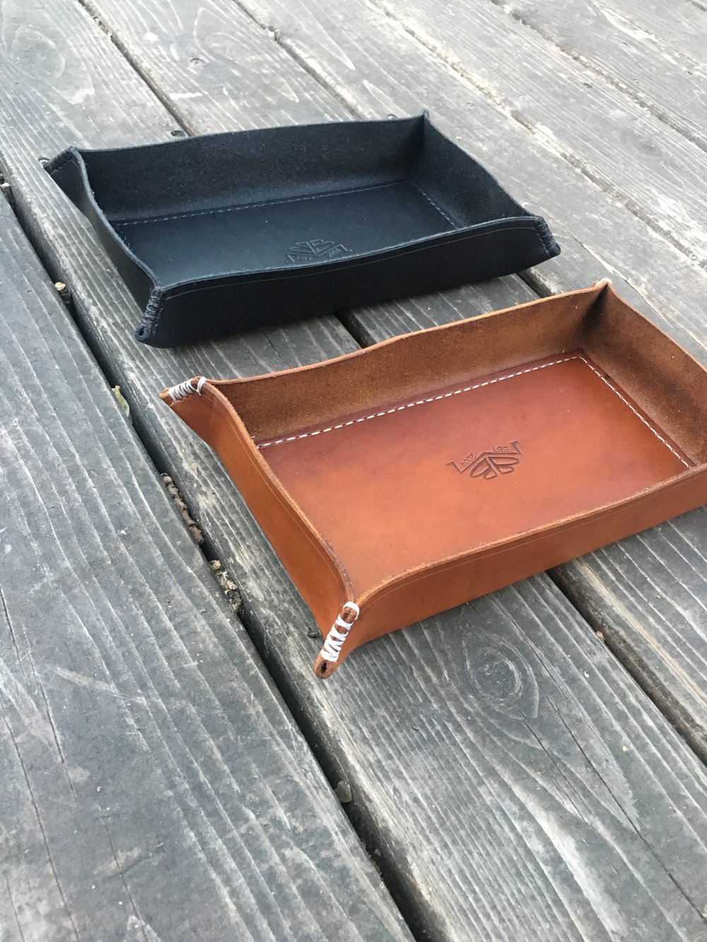 Leather Napkin Holder