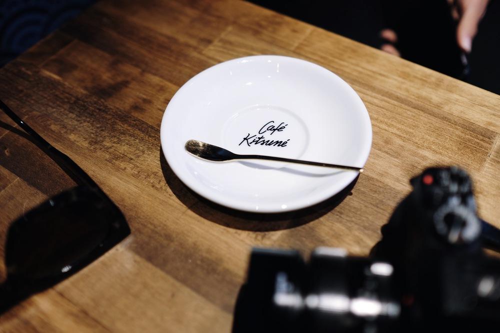 Café Kitsunéin Aoyama