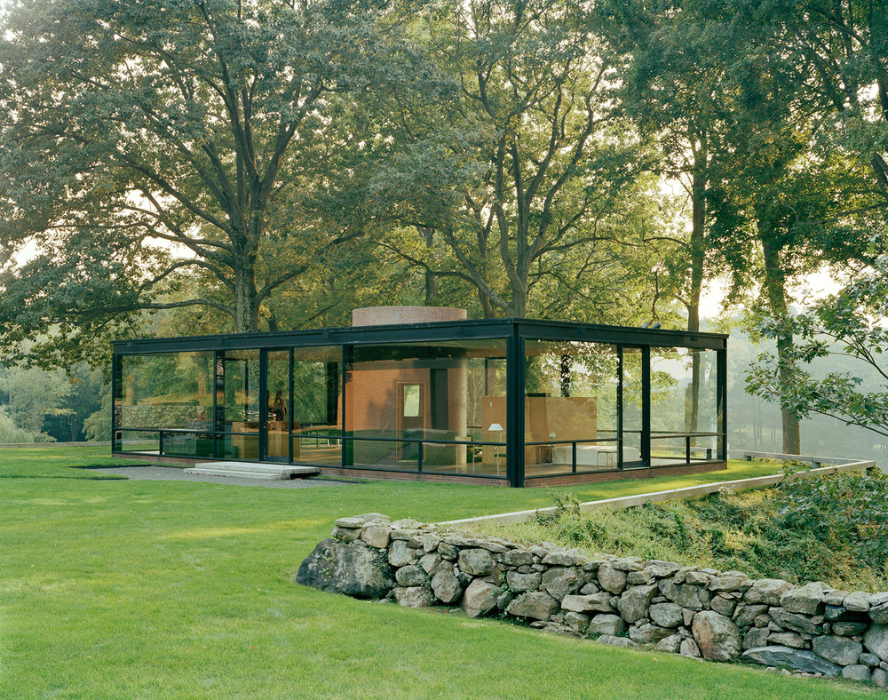 The Glass House, Photograph by Eirik Johnson.