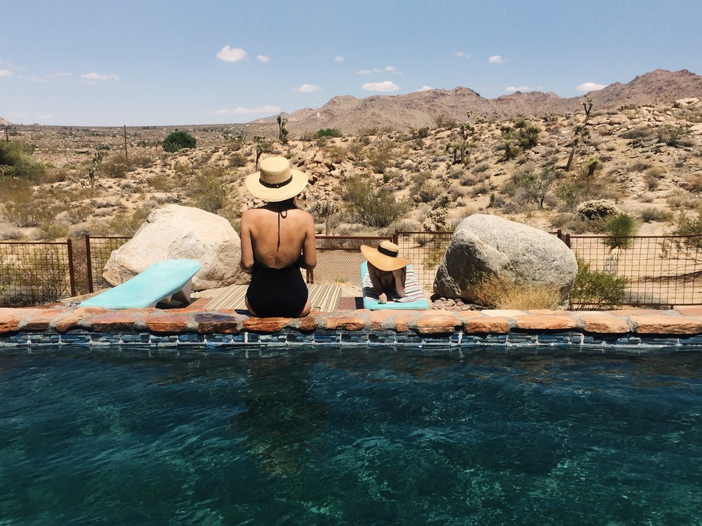 MARYSIA   Swimwear  /JANESSA LEONE   Hat