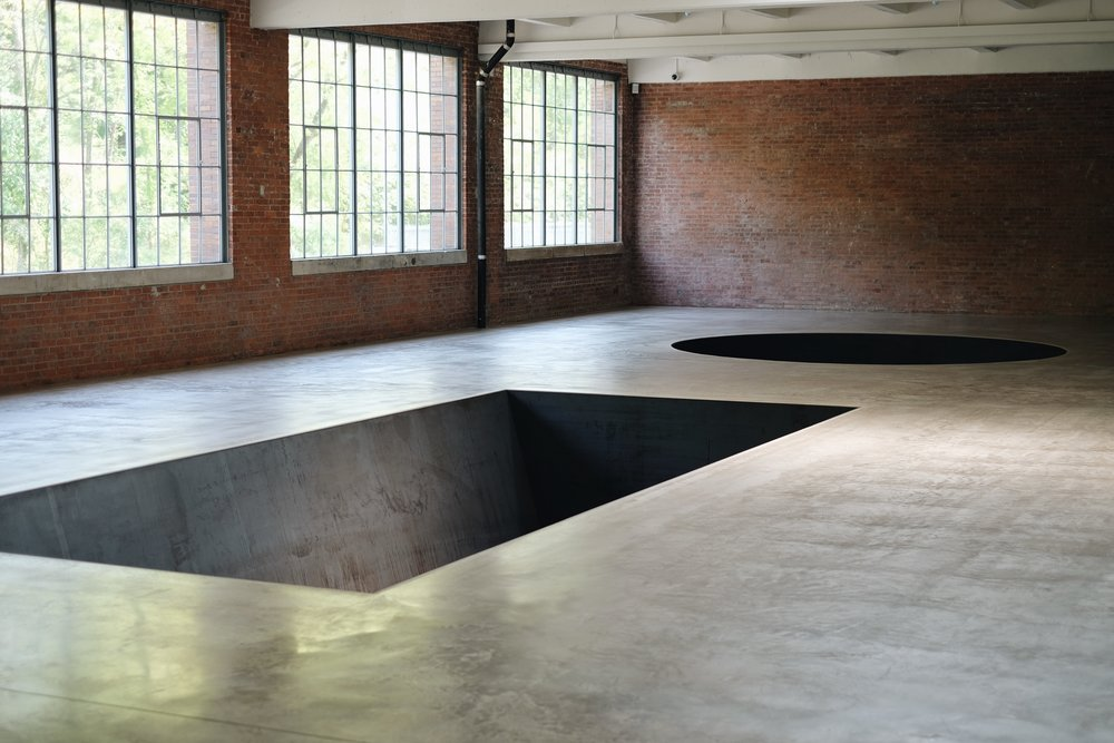Michael Heizer, North, East, South, West, 1967/2002