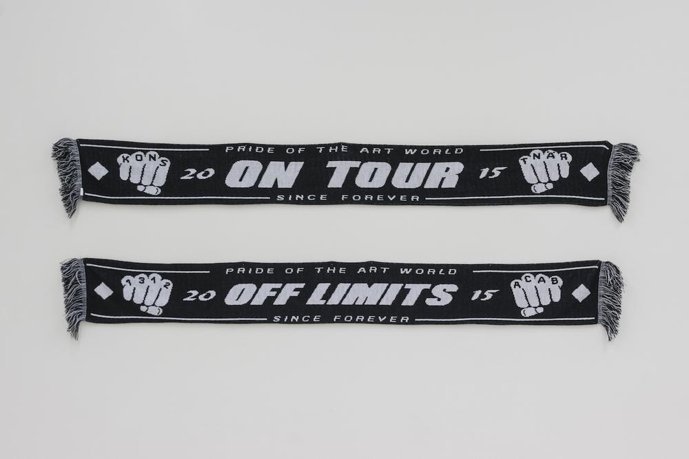 On Tour/Off Limits