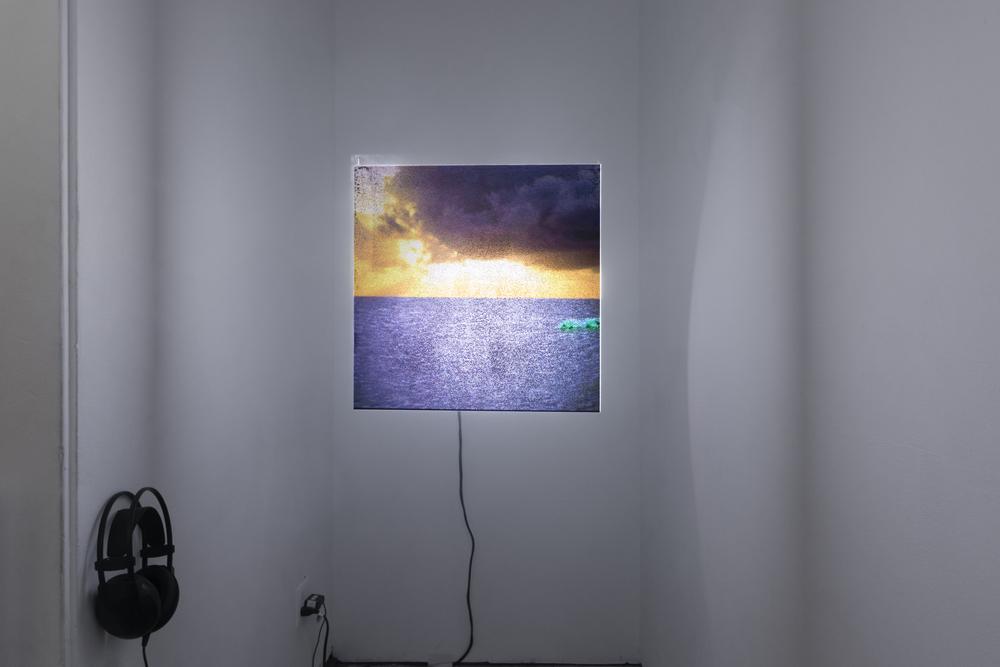 Benedicte Clementsen   Passage (embodied) , 2015 Video installation, Edition: 5