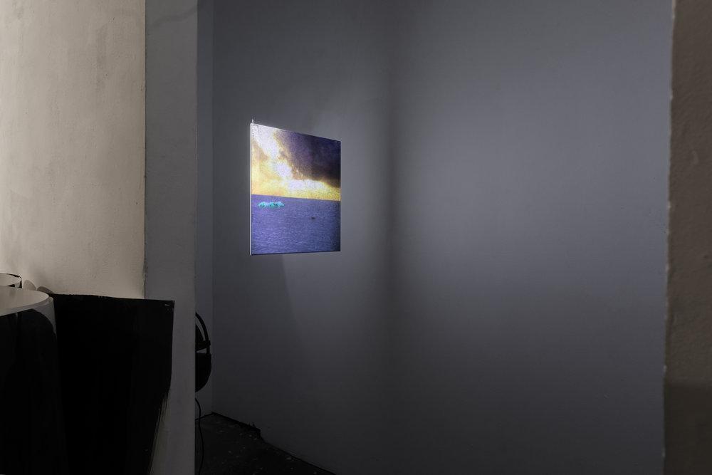 Benedicte Clementsen   Passage (embodied)  , 2015   ideo installation, Edition: 5