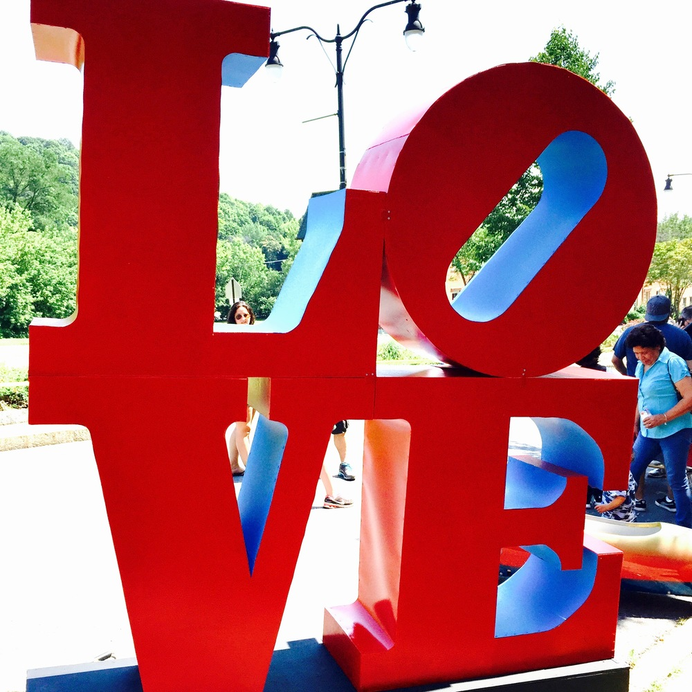 MAKE IT A LOVE FEST