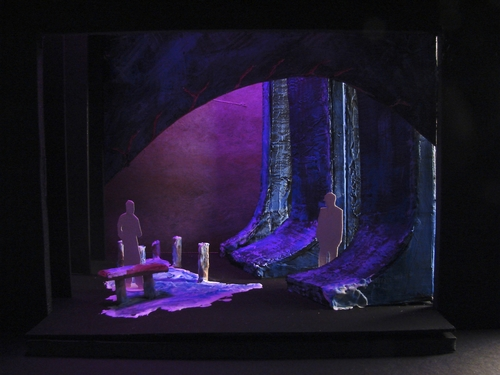 Art work & paper projects u2014 kevin dudley scenic & lighting design