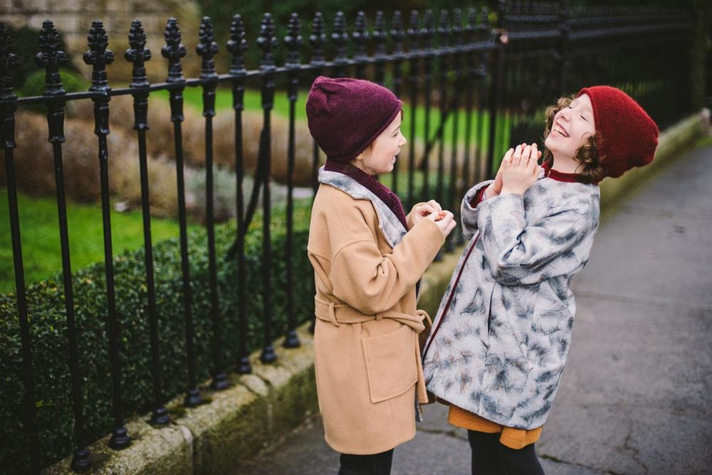 irish tweed coat