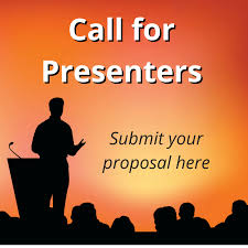 Application for Conference Presenter -