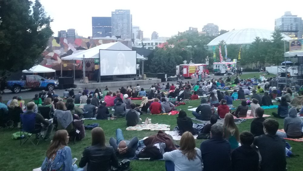 FREE BITE MOVIE NIGHT