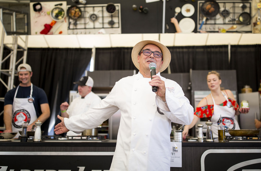 THE BITE COOKS! Presented by Albert Lee Appliance