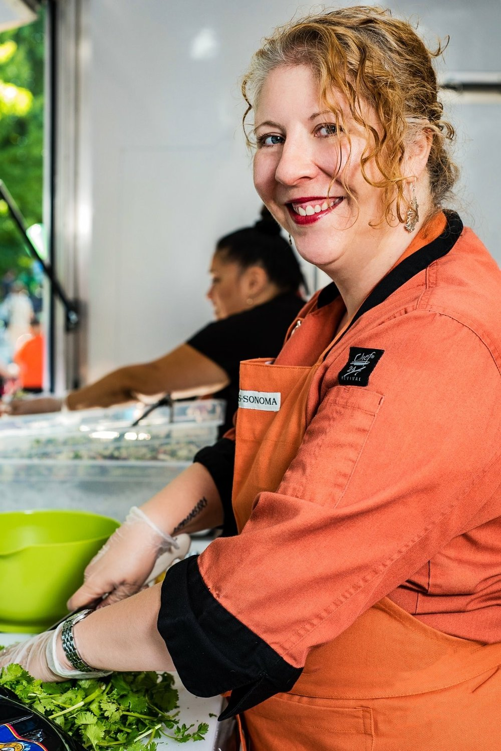 PRIVATE CHEF JENNIFER ASMUNDSON