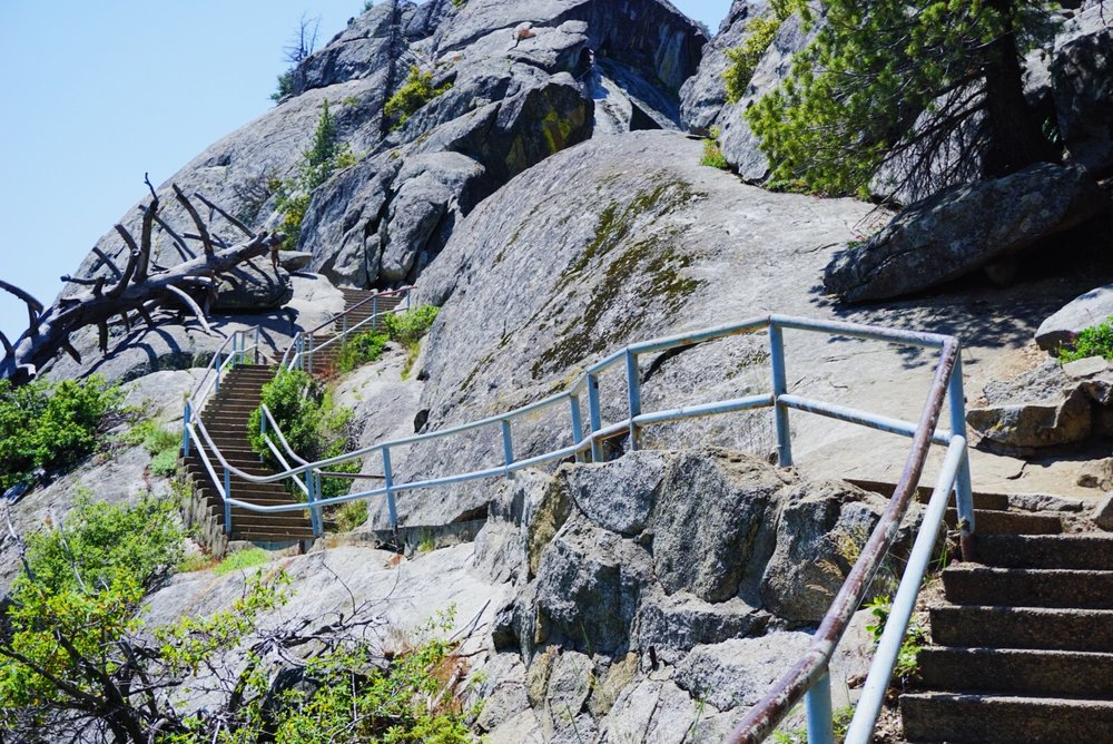 Moro Rock, Sequoia Nat'l Park