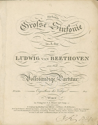 Guest Blog: Beethoven's Seventh Symphony and Harmoniemusik