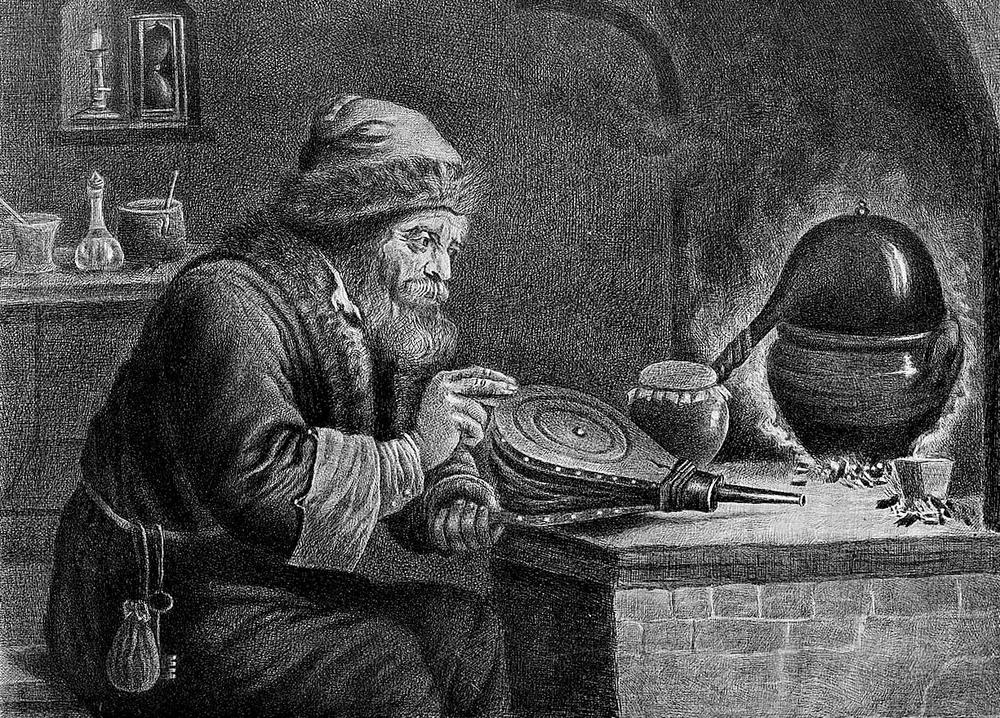 Art + Science    Ask The Alchemist
