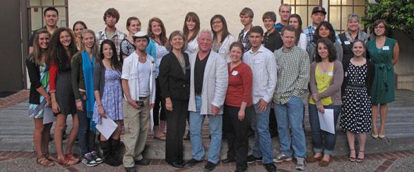 2011 Weston Scholarship Winners