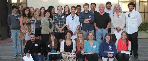 2012 Weston Photography Scholarship Winners