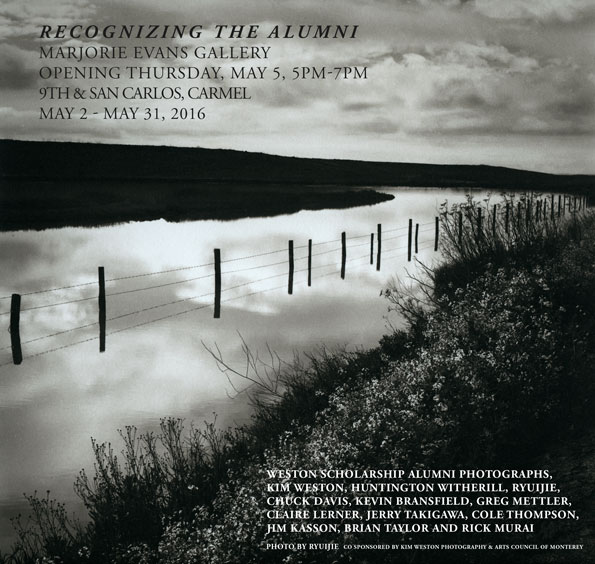 "Weston Scholarship - ""Recognizing The Alumni"" Show"